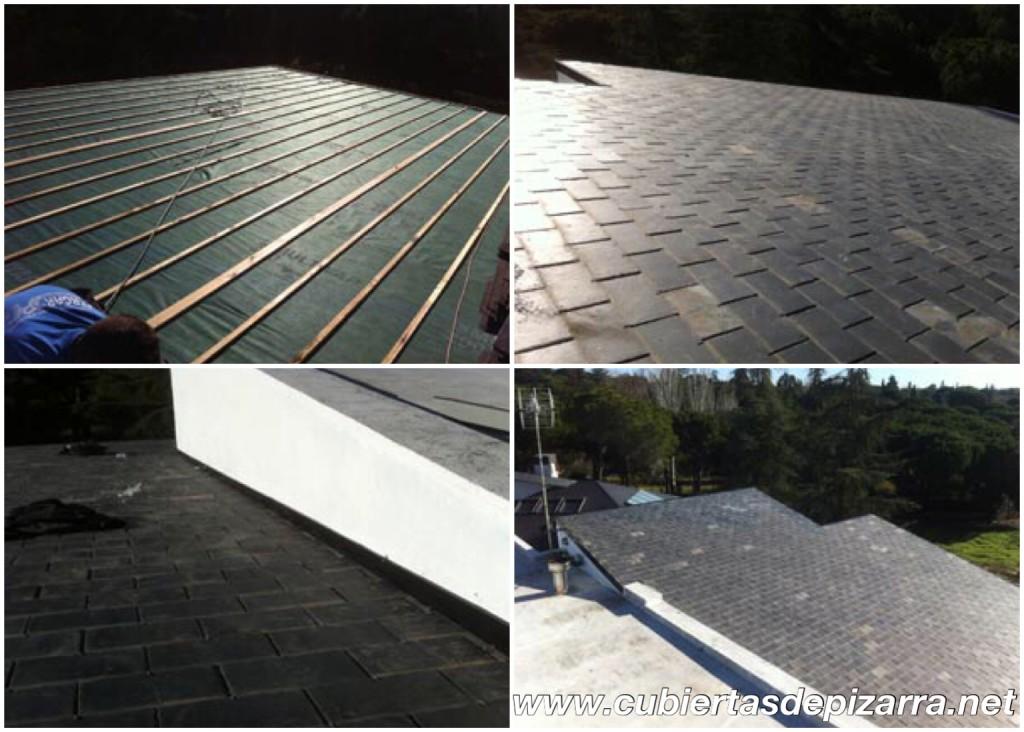 Reparación de tejados de pizarra en Villaviciosa de Odón