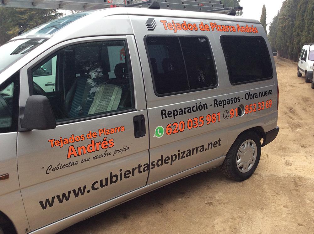 Empresa de tejados de pizarra en madrid y toda espa a - Cubiertas de pizarra en madrid ...
