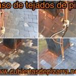 Reparacion tejados pizarra