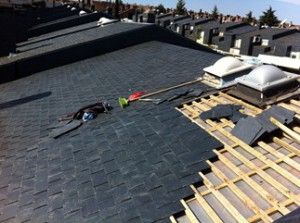 Arreglar tejados de pizarra en Las Rozas de Madrid