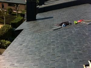 Reparación pizarra tejados Madrid