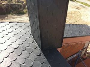 Reparar goteras en tejados de pizarra Madrid