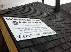 reparacion de tejados de pizarra