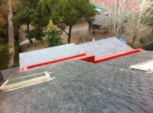 Reparación de tejado de pizarra en Pozuelo