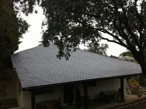 Reparación de cubiertas de pizarra