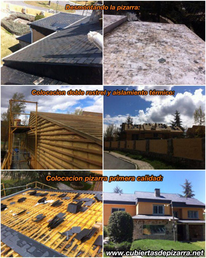 tejados y pizarra madrid
