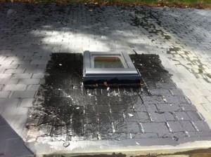 Como detectar reparaciónes mal ejecutadas en tejados de pizarra