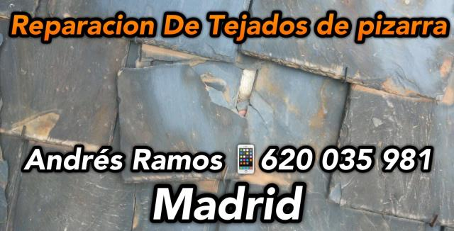 Tejados de pizarra madrid gallery of tejado de pizarra en - Tejados de pizarra ...