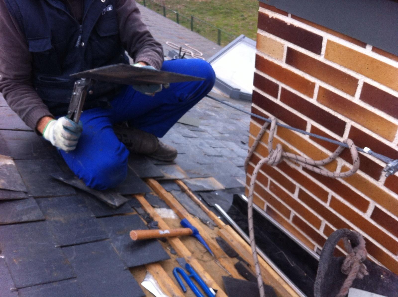 C ones villanueva de la canada tf tejados reparacion for Reparacion de tejados de madera