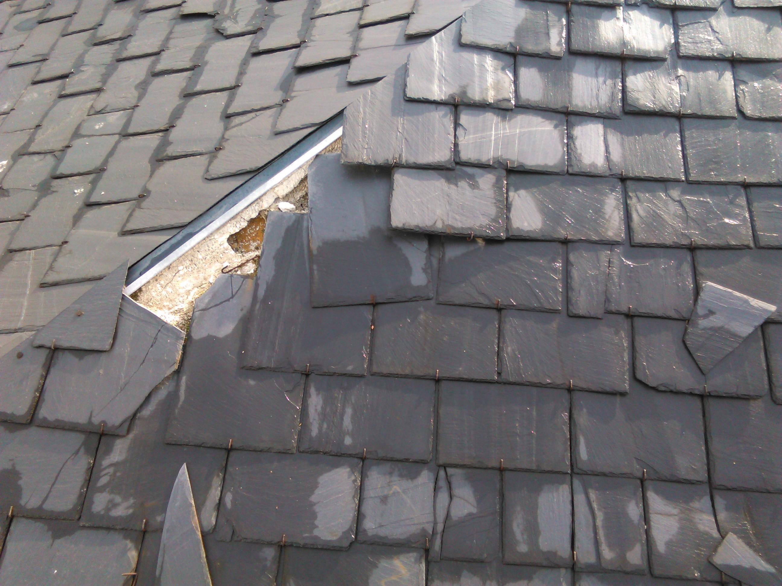 reparaci n de tejados de pizarra madrid arreglo de