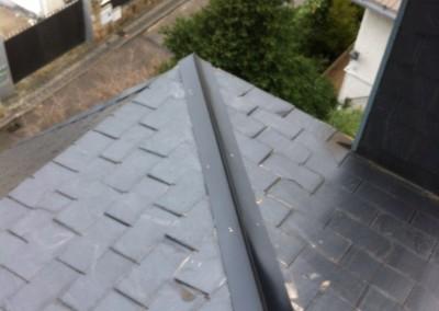 reparacion de tejados de pizarra Navacerrada