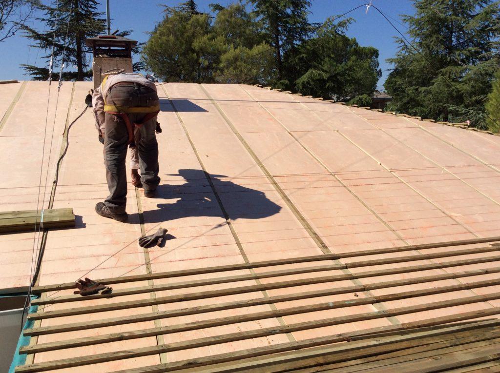 cuanto vale el rastrel del tejado de pizara