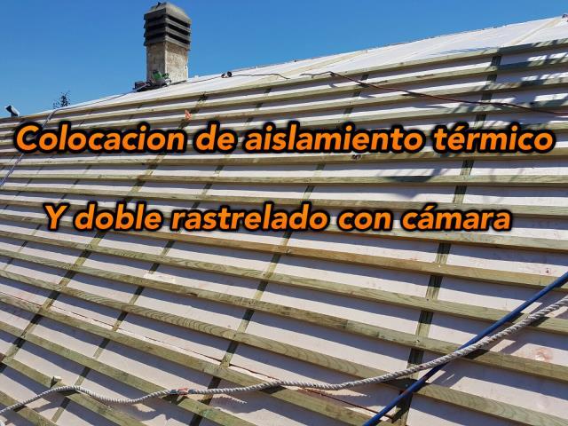 Pozuelo de alarcon tejados pizarra andres ramos andr s ramos - Obra nueva pozuelo de alarcon ...