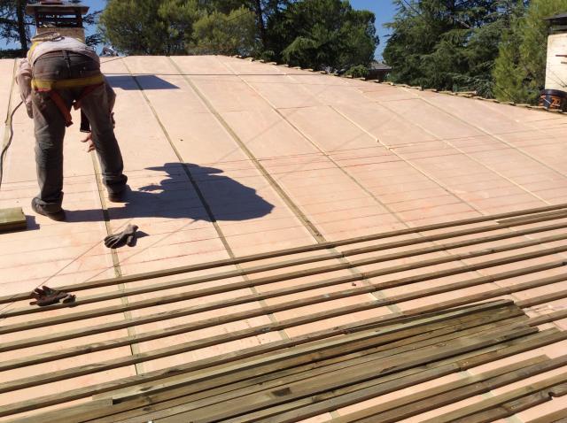 Pizarra para tejados awesome pizarra irregular para - Tejados de pizarra ...