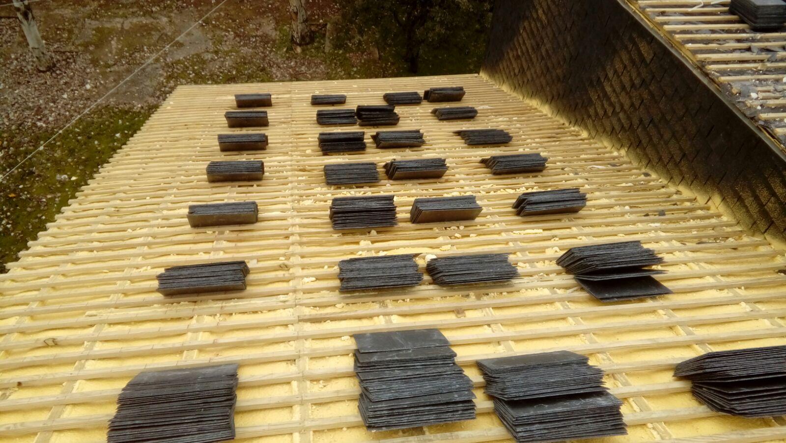 Precio m2 cambiar tejado with precio m2 cambiar tejado for Tejados de madera precio m2
